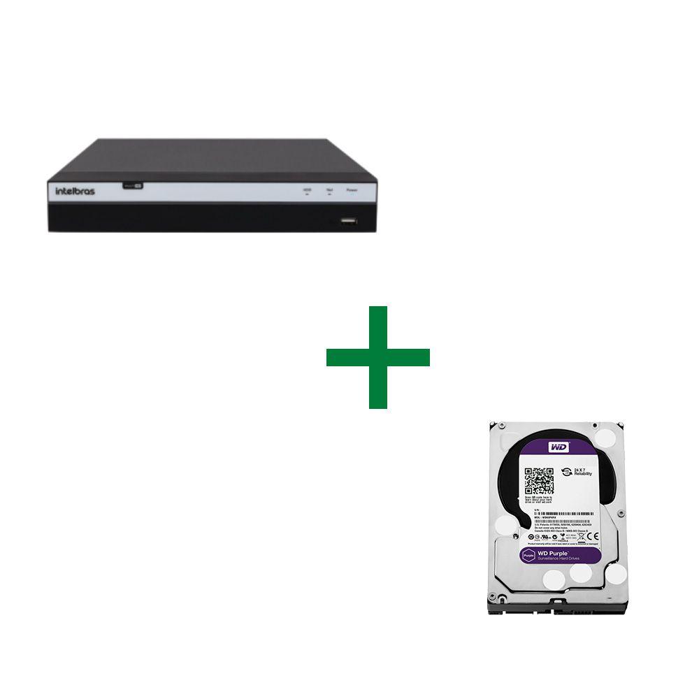 MHDX 3004 Gravador digital de vídeo Com HD 1TB