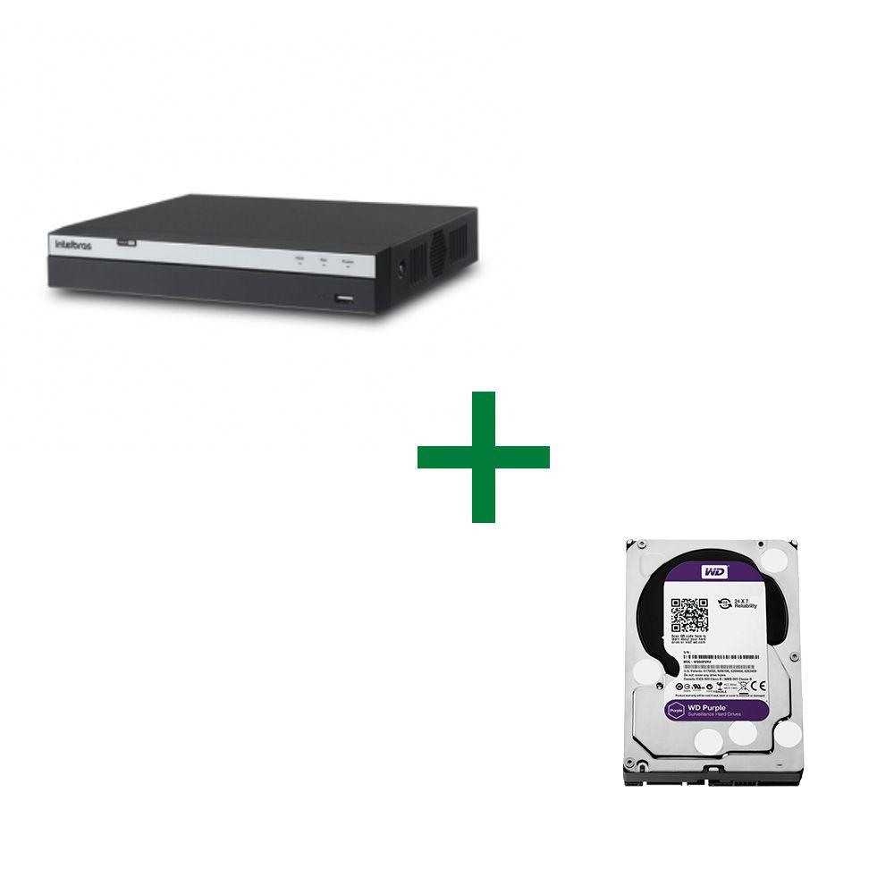 MHDX 3008 Gravador digital de vídeo Multi HD Com HD 1TB