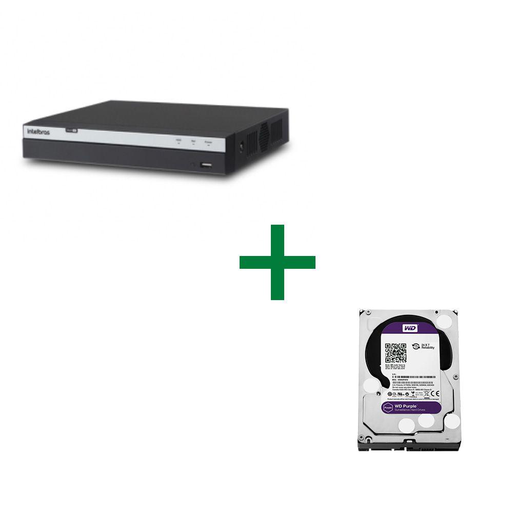 MHDX 3016 Gravador digital de vídeo Multi HD Com HD 4TB