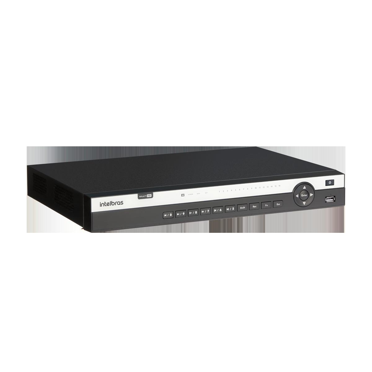 MHDX 3132 Gravador digital de vídeo 32 canais Intelbras