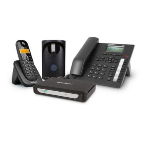 MiniCom Plus Sistema de comunicação telefônica para microempresa
