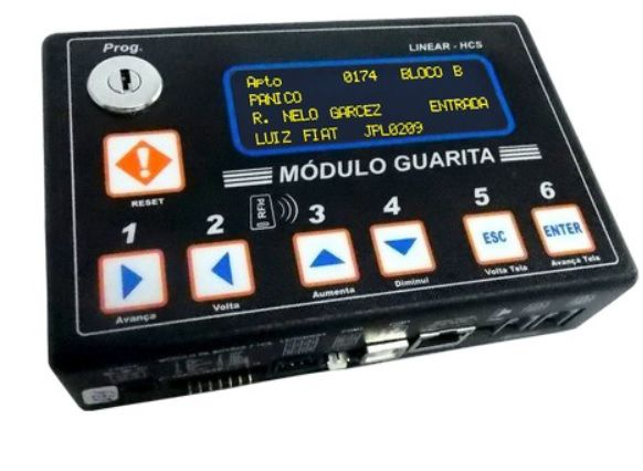 MODULO GUARITA IP LINEAR HCS