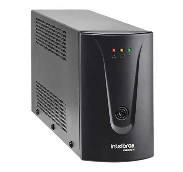 Nobreak 720 Va 6 Tomadas Intelbras Xnb 720va Bivolt