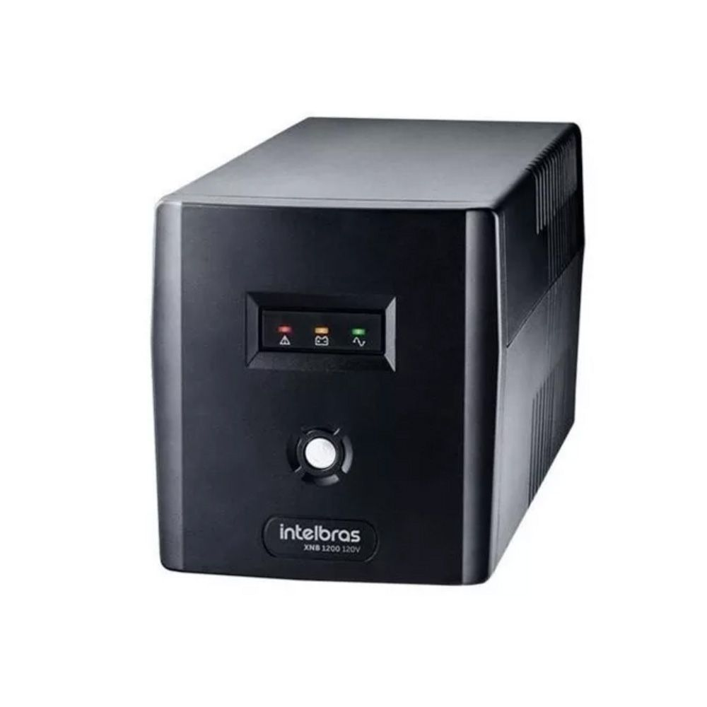 Nobreak Alimentação Dvr Segurança Cftv Intelbras Xnb 1200 Va - 120V