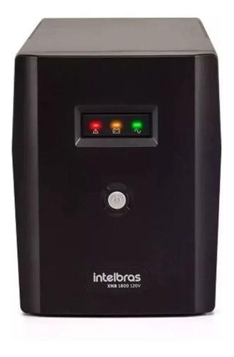 Nobreak Alimentação Dvr Segurança Cftv Intelbras Xnb 1800 Va - 120v