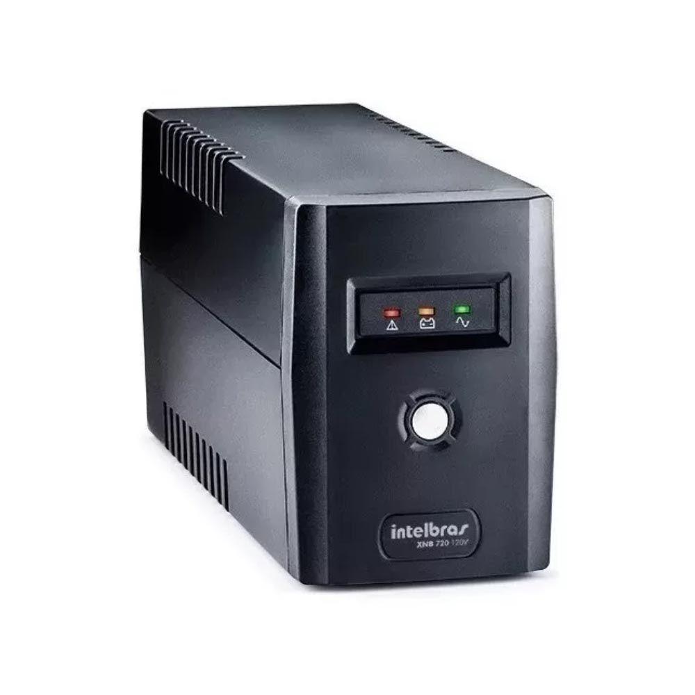 Nobreak Intelbras 720va Xnb 700va 220v Pc Xbox Drv Camera