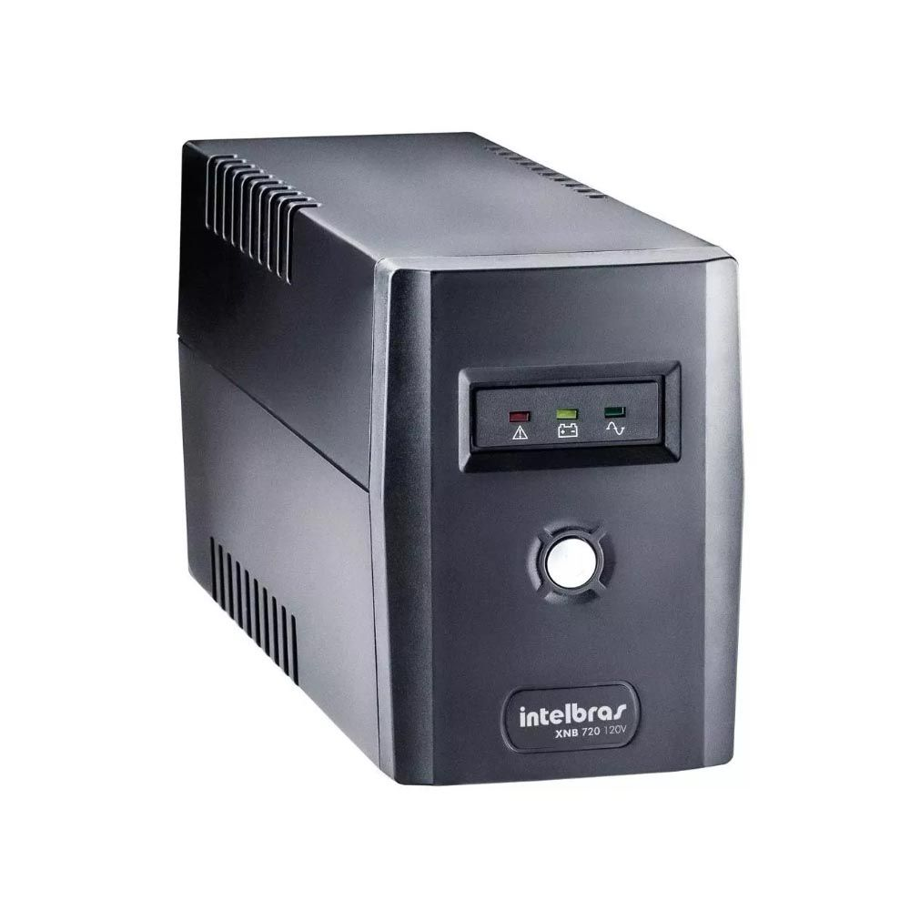 Nobreak Intelbras 720va Xnb  220v Pc Xbox Drv Camera