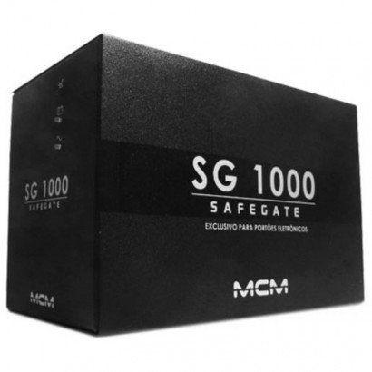 Nobreak MCM Para Portão Eletrônico SafeGate SG 1000VA 1/2HP Bivolt