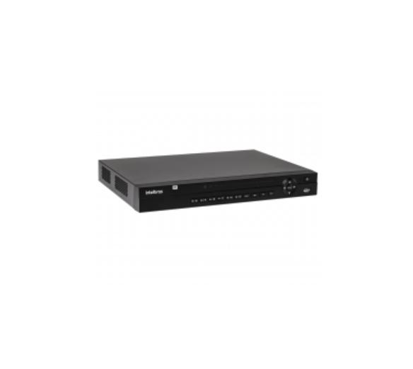 NVD 1232 Gravador digital 32 canais IP Intelbras