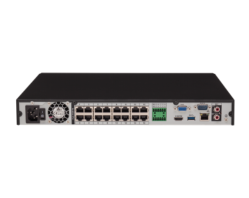 Nvr Ip 16 Canais Intelbras Full Hd Nvd 3116p 4k Poe