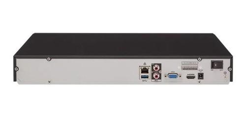 Nvr Gravador Dig Ip 16 Canais Intelbras Full Hd Nvd 3116 4k
