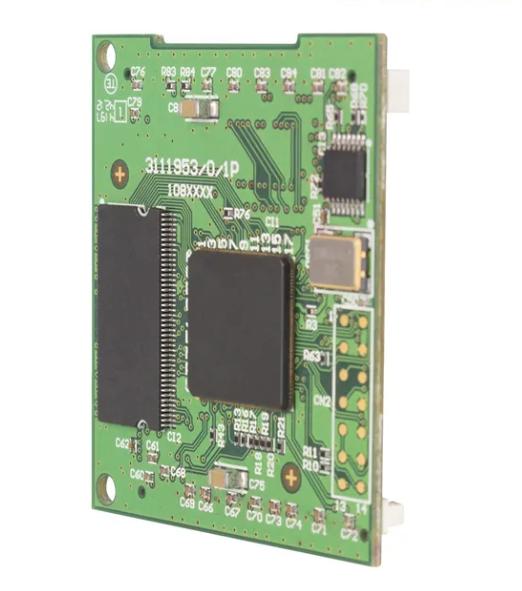 Placa CODEC ICIP 30 Com 10 Ramais IP Centrais Pabx Intelbras