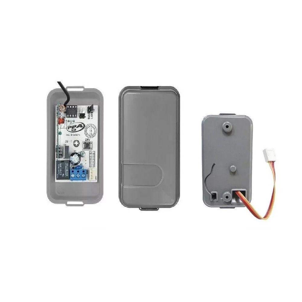 Receptor Controle Ppa Alcance 433 Mhz P/ Portão Eletrônico