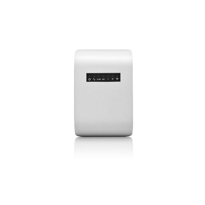 Repetidor Ac750 Mbps Dual Band Multilaser - RE054