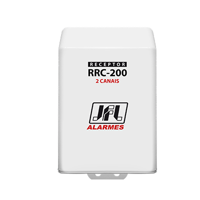 RRC-200 -  Receptor programável