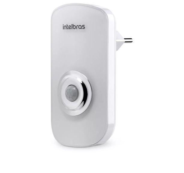 Sensor De Presença Com Iluminação Led Esi 5003 Intelbras