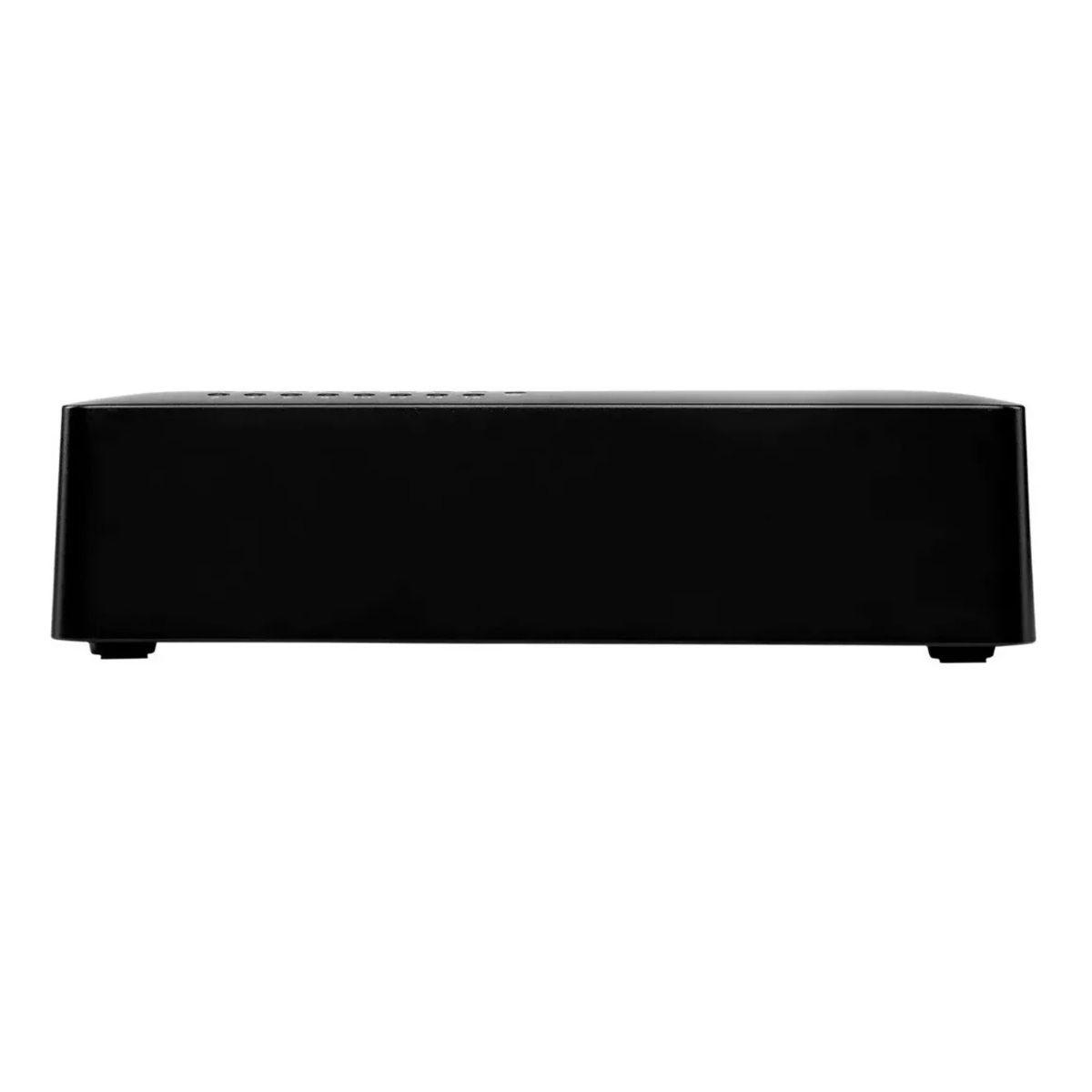 Switch Intelbras Sf 1600 Q+ 16 Portas Fast Poe Passivo Preto