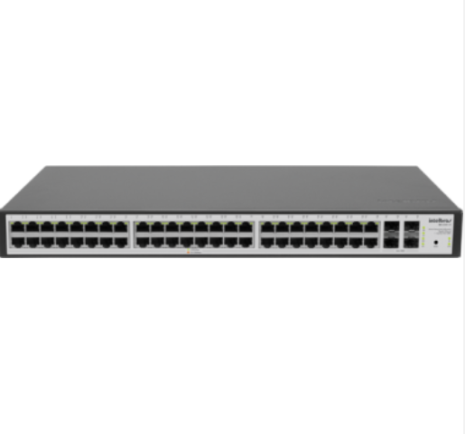 SG 5200 MR Switch Gerenciável 48 portas Gigabit Ethernet + 4 portas Mini-GBIC