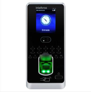 Controle De Acesso Ss 710 Facial E Biometrico Intelbras