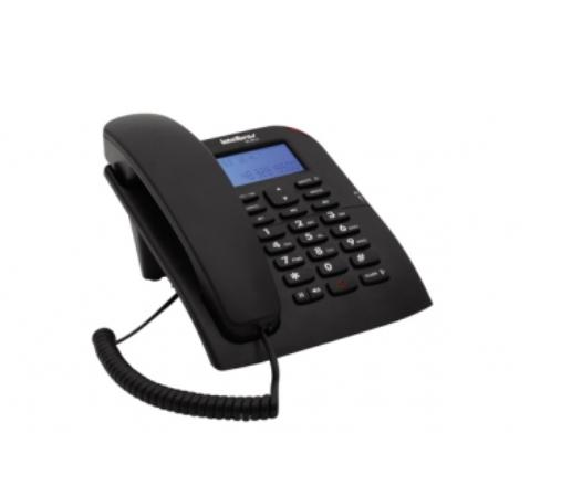 TC 60 ID Telefone com fio com identificação de chamadas e viva-voz Intelbras