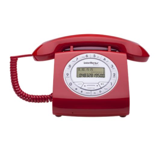 TC 8312 Telefone com fio Intelbras
