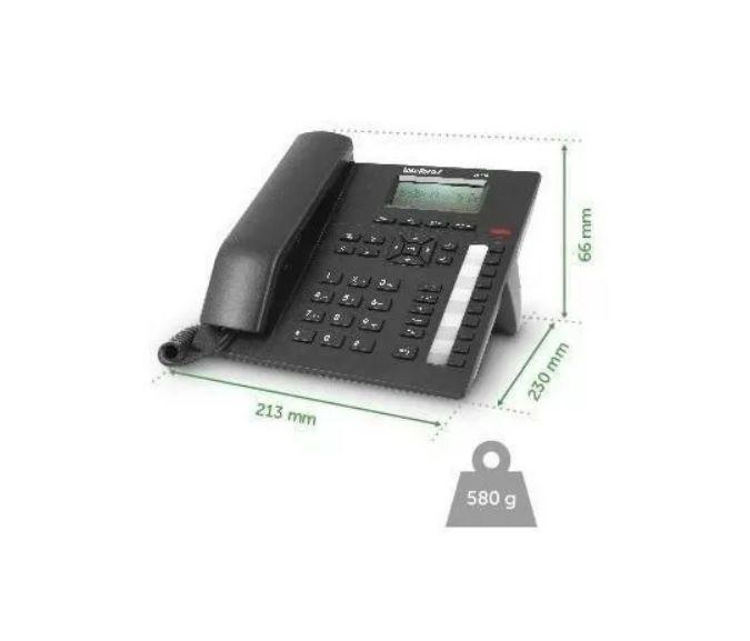 Telefone Analógico Terminal Executivo Te 220 - Intelbras