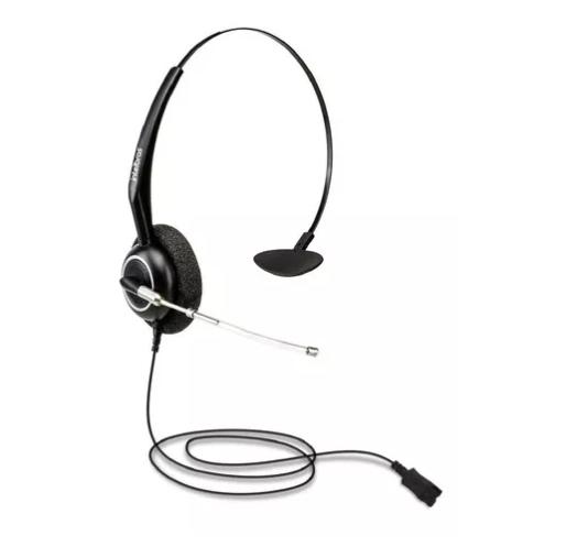 THS 55 QD Headset Intelbras