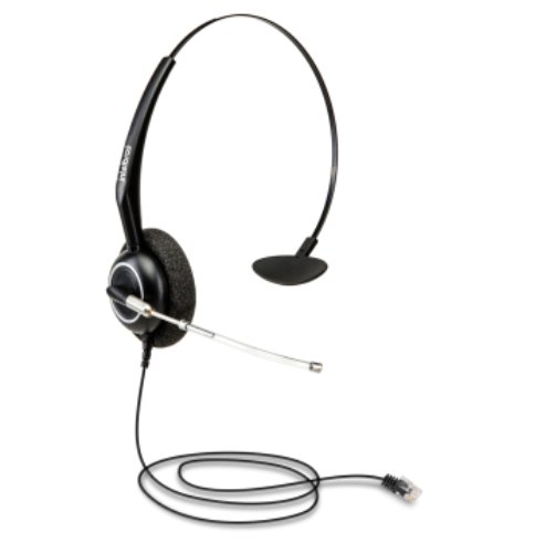 THS 55 RJ9 Headset Intelbras