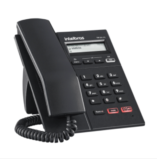TIP 125 Lite Telefone IP Intelbras