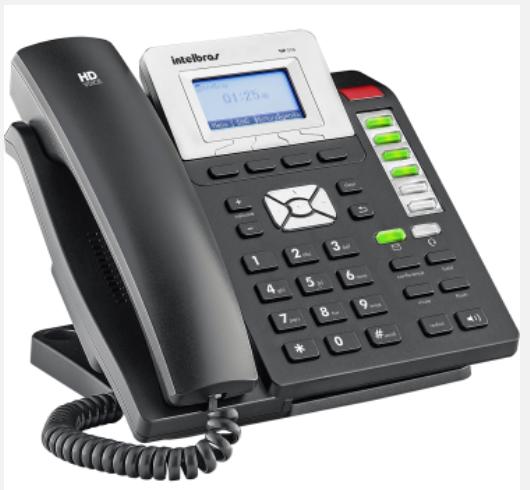 TIP 210 Telefone IP Intelbras