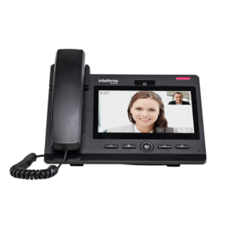 TIP 638V Telefone IP Giga Intelbras