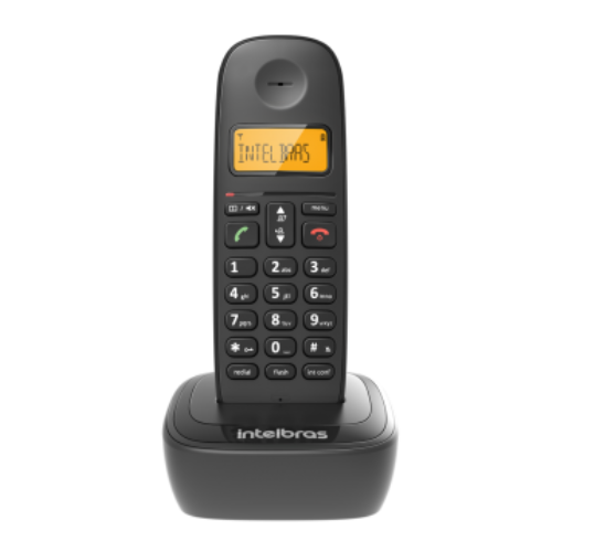 TS 2510 Telefone sem fio digital Intelbras