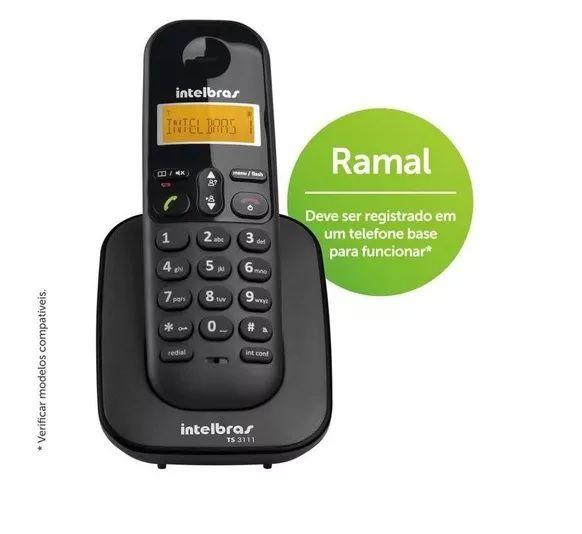 TS 3111 Ramal sem fio digital Intelbras