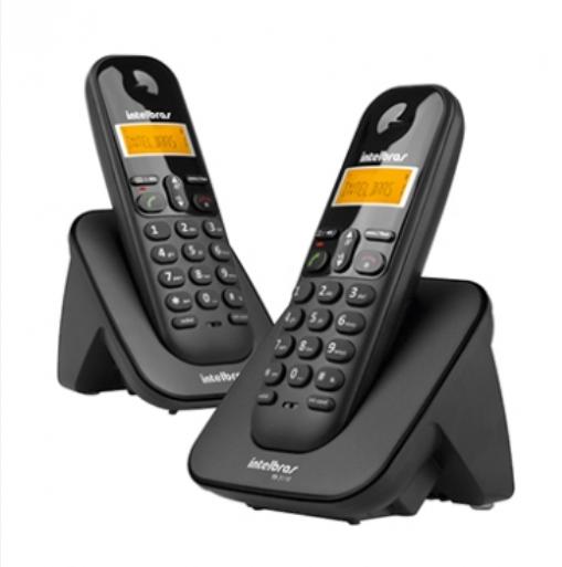TS 3112 Telefone sem fio digital com ramal adicional