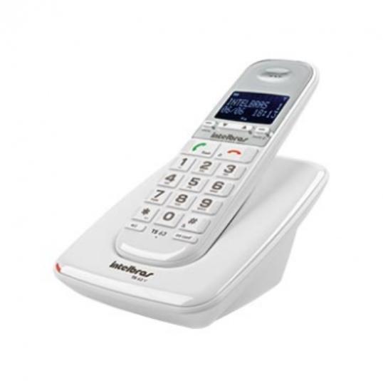 TS 63 V Telefone sem fio digital Intelbras