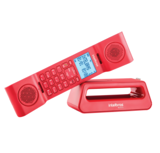 TS 8520 Telefone sem fio digital Intelbras