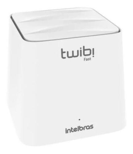 TWIBI FAST Sistema Wi-Fi Mesh Módulo 1 Unidade Intelbras