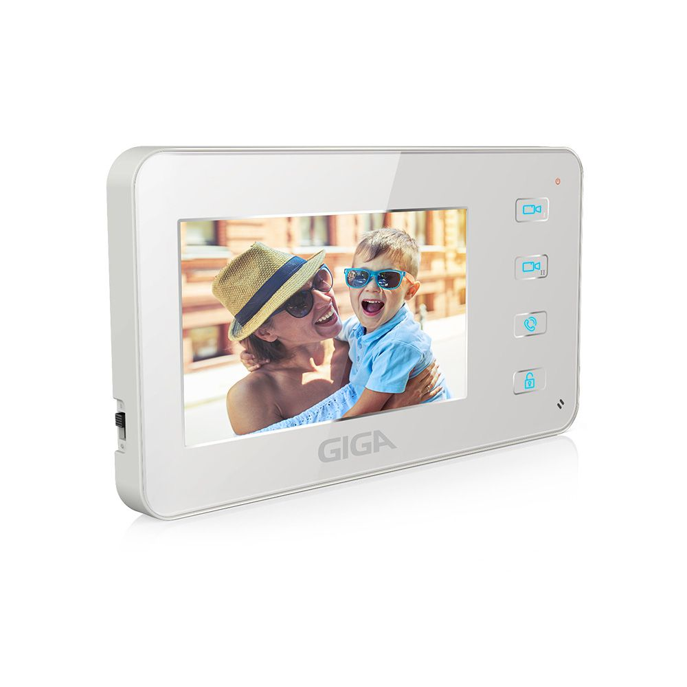 U02 Display 4.3? Para Video Porteiro - Gsvdp4000ui