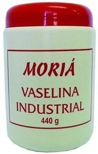 (X) Vaselina sólida indústrial pote com 440g Moriá