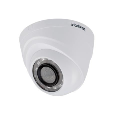 Camera Dome Full Hd Intelbras Infra 20m Vhd 1220d G4 2,8mm