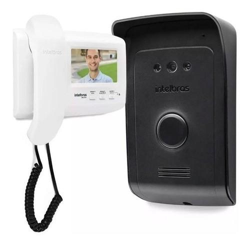 Video Porteiro Eletronico Intelbras Ivr 1010 Camera Noturna