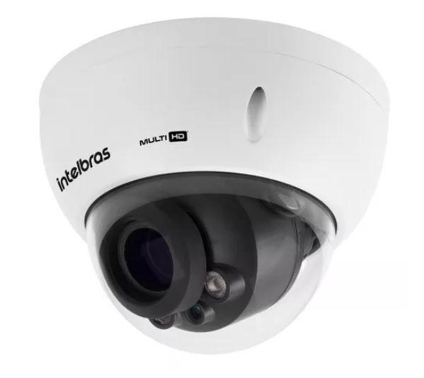 VIP 3230 IK Câmera IP Dome Full HD IP67 e H.265 Intelbras