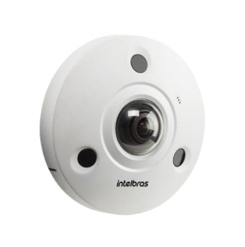 VIP 71210 F Câmera IP Fisheye 12 MP com IR 10M