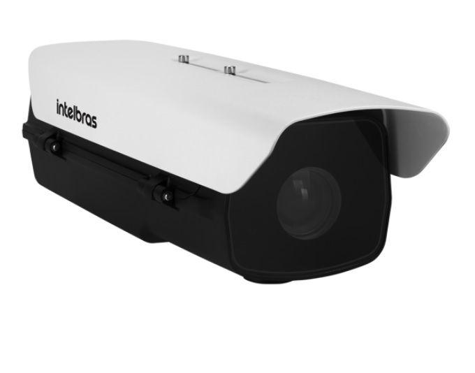 VIP 7325 LPR Câmera com Leitura Automática de Placas Intelbras