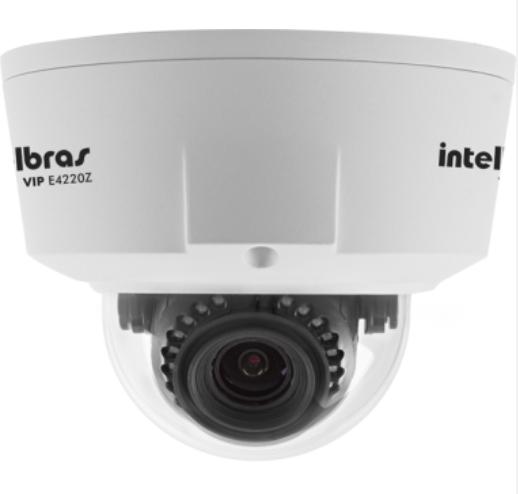 VIP E4220Z BB Câmera IP dome HD