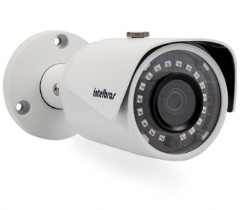 VIP S3020 G2 Câmera bullet IP Lente 3,8MM