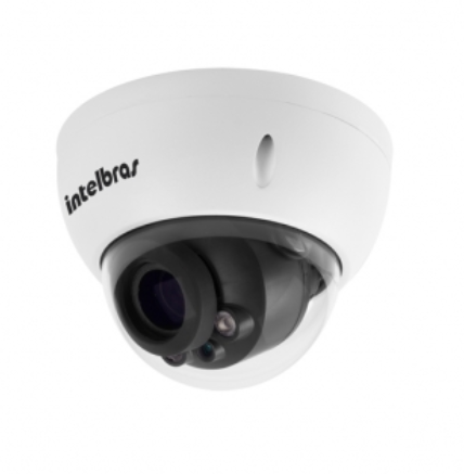 VIP S4120 VF Câmera IP Dome HD Varifocal