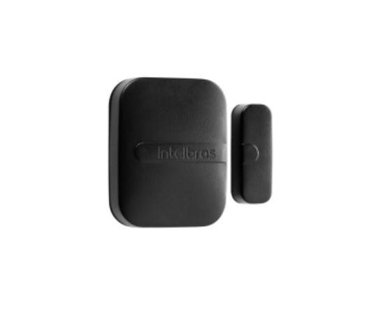 XAS Smart Black Sensor de abertura magnético sem fio Intelbras