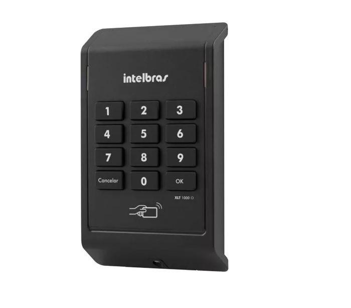 XLT 1000 ID Leitor de RFID com teclado numérico