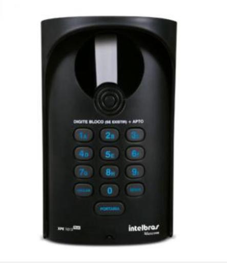 XPE 1013 PLUS Porteiro eletrônico universal de 13 teclas